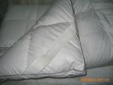 定做多种规格酒店用双层羽绒床护垫 酒店布草 宾馆酒店床上用品