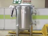 多袋式过滤器 单袋式过滤器 不锈钢 高温高压过滤袋
