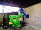 田农颗粒机MZLH420杂木颗粒机 之重庆北碚1.5吨