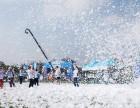 上海吉美家庭日活动摇臂摄像云摄影航拍