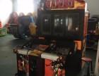 二手大型游戏机收售KT猫 史泰龙 飞标机