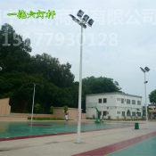 好的广西球场灯杆由南宁地区提供 ——钦州体育器材批发厂家