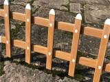 供应云南塑钢PVC草坪栅栏