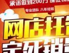 湘潭拼多多代运营托管淘宝代运营网店装修设计推广团队