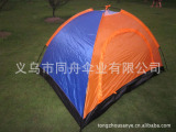 定制多款双门双层双人帐篷 户外野营帐篷 露营帐篷厂家直销批发