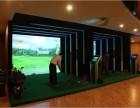 韩国体太福室内高尔夫模拟器