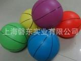 生产供应批发PVC玩具小皮球,儿童小足球、小篮球