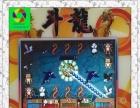 信阳游戏机厂家出售斗龙游戏机 双人斗龙游戏机可送货