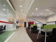 合肥办公室装修 简洁大气的工作环境 室内装修