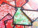 DIY手工折纸材料/手工纸/日本友禅纸和