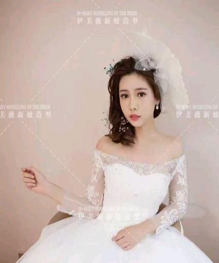 新娘跟妆 晚宴妆舞台妆 招收化妆学员图片