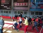 荣标暑期室内篮球培训