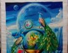 十字绣套包德国K牌世界名画双孔雀