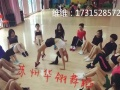 苏州舞蹈培训 艾菲尔华翎钢管舞为您打造完美身材