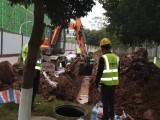 重庆专业管道安装管道疏通顶管置换等一系列工作