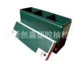 绿色ABS蓄电池料 ABS绿色蓄电池外壳