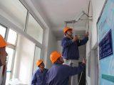 贵阳门禁监控安装,弱电施工,密码锁安装,考勤机安装维修