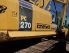 小松 PC270LC-6 挖掘机          (精品工地机