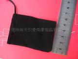 东莞低价加工单边束口袋/植绒布袋/束口袋/礼品带/包装带/首饰袋