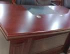 张家口各种新款办公桌老板台-椅子会议桌等厂家专业出售定制