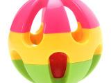 2260摇铃彩球 宝宝玩具 易抓握 小手抓的正好 新生婴幼儿必备