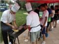 柳州户外烧烤场地烧烤配送,专业提供烧烤食材!