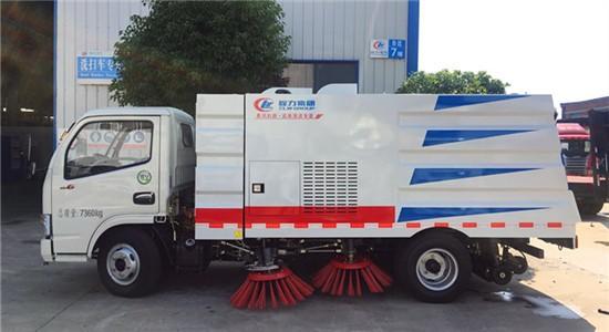 扫路车厂家扫路车价格洗扫车道路清洗车垃圾清扫车上户无忧