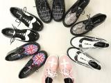原宿风vivi杂志款日系厚底鞋松糕鞋女鞋潮2013单鞋欧美英伦鞋