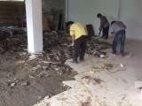 苏州专业承接装潢拆除 打孔敲墙 开门洞 建筑垃圾清运