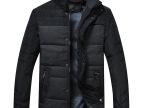 2014中年男士棉服 男外套冬季新款立领加厚棉衣 正品特价批发