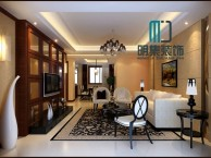 徐汇区装修设计公司  公寓别墅家装老洋房装修设计