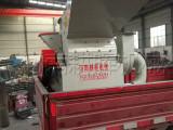 台湾袋料用木屑加工设备-木材粉碎机或木屑机厂家特卖