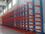 宁波艾鼎悬臂货架厂家 钢材放置架定制批发生产