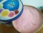 威海批发大桶冰淇淋 脆筒 豆浆粉 多彩豆 果汁粉等