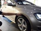 佛山顺德改装 大众高尔夫7改装刹车避震排气进气胎铃轮胎保养