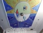 阿杜墙体彩绘 阿杜彩绘手绘墙涂鸦兰州彩绘