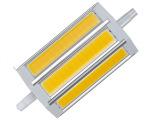 COB大功率LED贴片R7S节能灯12W泛光灯替代佛山照明120