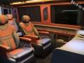 金华多款大众凯路威豪华商务车房车的座椅详细解说