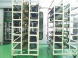 安徽厂家定制 精益管物料车 线棒周转车 复合管台车 复合管配件