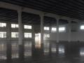 中山火炬开发区厂房旧地面起灰翻新