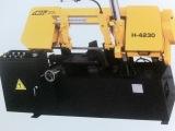精品推荐:高端机H系列H4030金属带锯床(专切模具钢等硬质材料