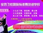 宝鸡市拉丁舞、形体舞、中国舞专业培训