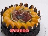 慈利县定制创意蛋糕欧式蛋糕专家定制鲜奶高档蛋糕预定