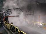 厂房车间喷雾降温除尘系统