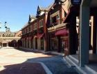两千亩别墅区的商业街