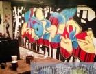 手绘墙墙绘公司/幼儿园墙绘/涂鸦文化墙彩绘/3D画