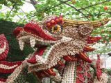 瓜果雕塑价格|专业的蔬菜雕塑制作