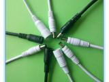 DC公母LED连接线插头  公母对插电源