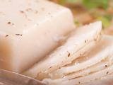 上海特产功德林素食年货 传统手工桂花糖年糕 (新鲜真空)超糯