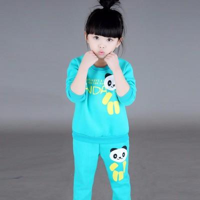 特大喜讯火爆春季新款儿童卫衣套装 9.9元厂家直销